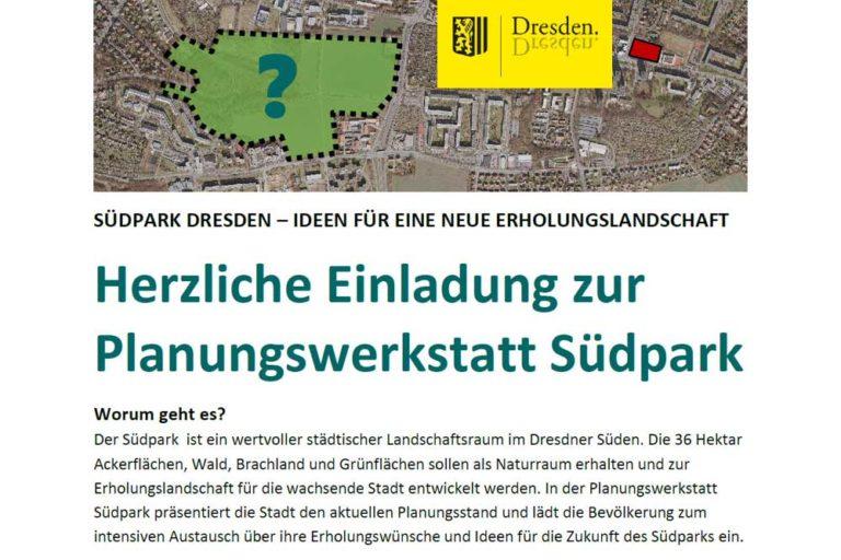 Beteiligung Südpark