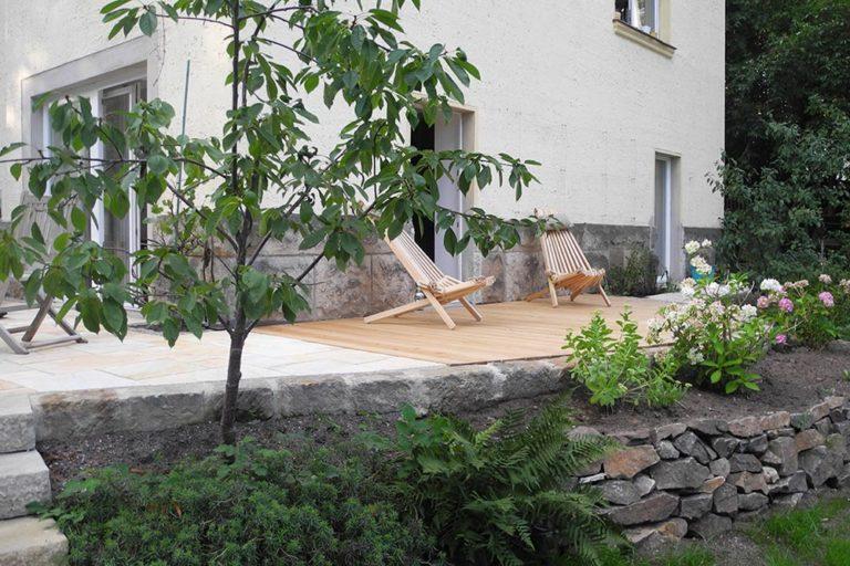 Hausgarten Oberloschwitz